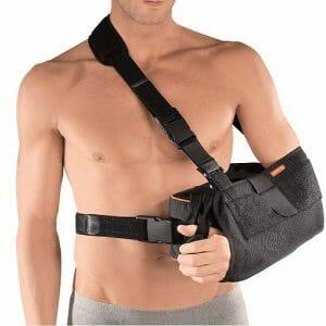 Supporto per spalla con abduzione fissa TOPIIS 10° - 15°