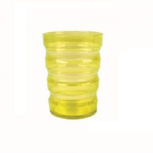 Bicchiere con scanalature Allmobility