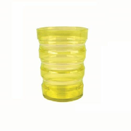 Offerte pazze Comparatore prezzi  Ausili Per La Vita Quotidiana Bicchiere Con Scanalature Allmobility  il miglior prezzo