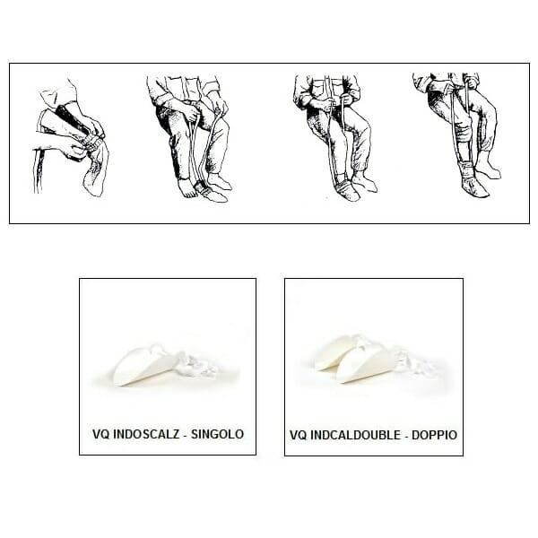 Ausilio per calze
