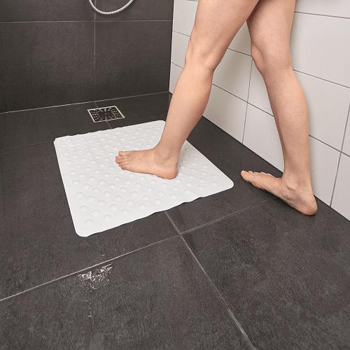 Tappetino antiscivolo per doccia e vasca