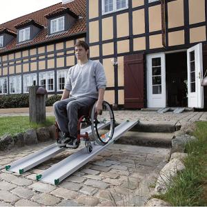 Rampe Mobili per Disabili