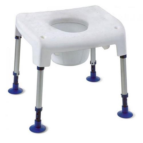 Sedia per la doccia Aquatec Pico 3 in 1 Invacare_1