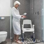 Sedia per la doccia Aquatec Pico 3 in 1 Invacare_3