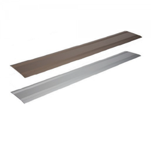 Copri soglia in alluminio Omega