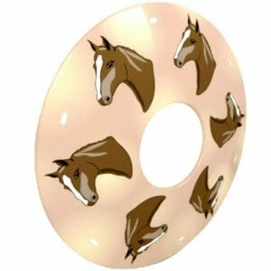 Copriraggio Horse