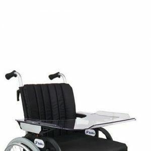 Tavolo standard con guida in alluminio