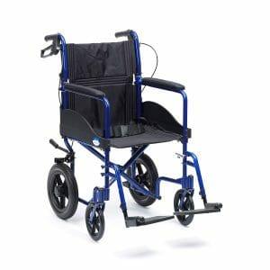 Carrozzina da trasporto-viaggio Expedition Plus Allmobility