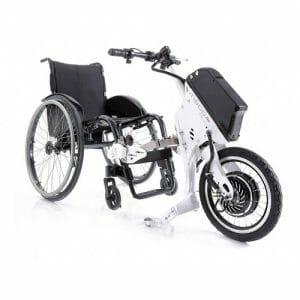 Propulsore anteriore per sedie a rotelle TIBODA