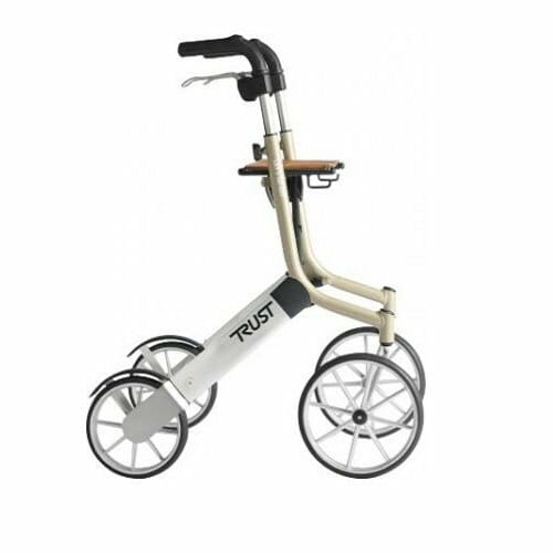 Rollator Lets Go Out Wimed
