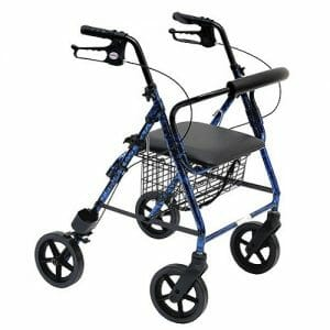 Rollator Rolly Alu Wimed