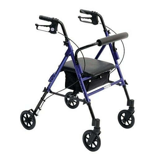Rollator Rolly Up Wimed