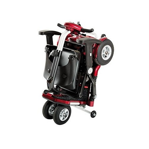 Scooter Elettrico Foldable S19 Deluxe_X