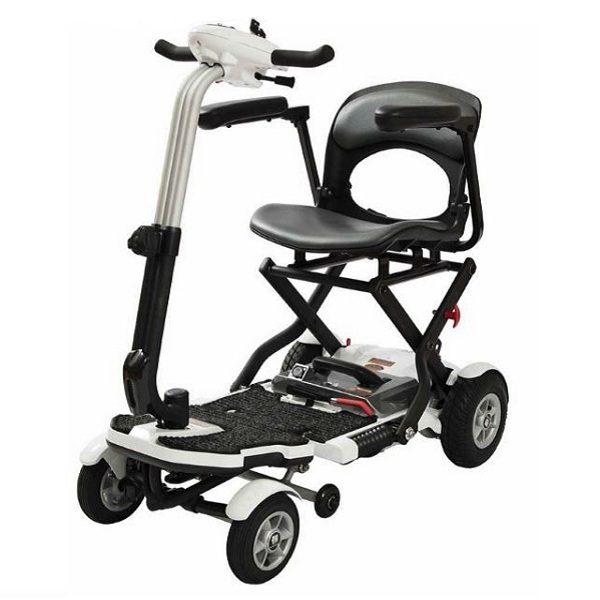 Scooter Elettrico Foldable quattro ruote Wimed