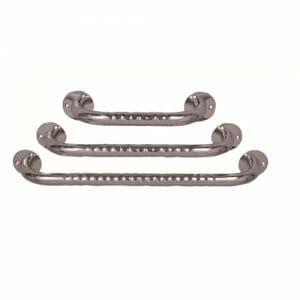Maniglioni fissi in acciaio Allmobility