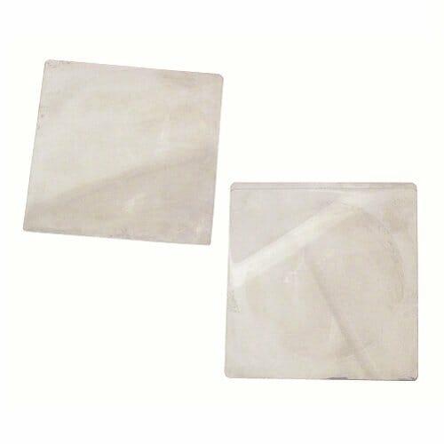 Offerte pazze Comparatore prezzi  Piastre Adesive In Acciaio Inox Per Maniglioni Con Ventose  il miglior prezzo