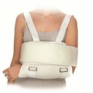 Immobilizzatore di spalla con reggibraccio Moretti
