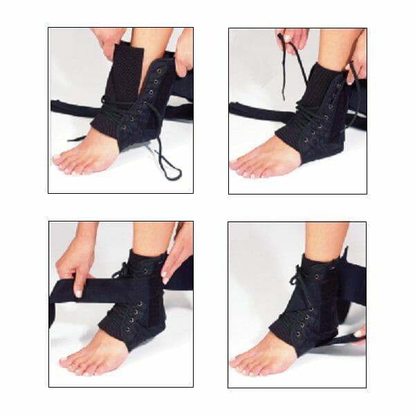 Cavigliera Osc Active Ro+Ten