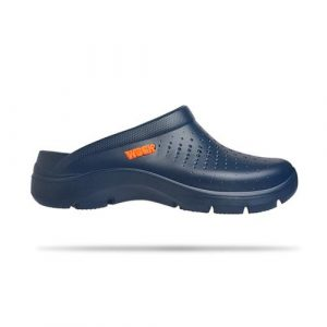 Zoccoli professionali Flow Wock Blu Navy