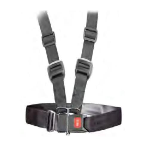 Cintura Di Sicurezza 4 Punti Di Fissaggio