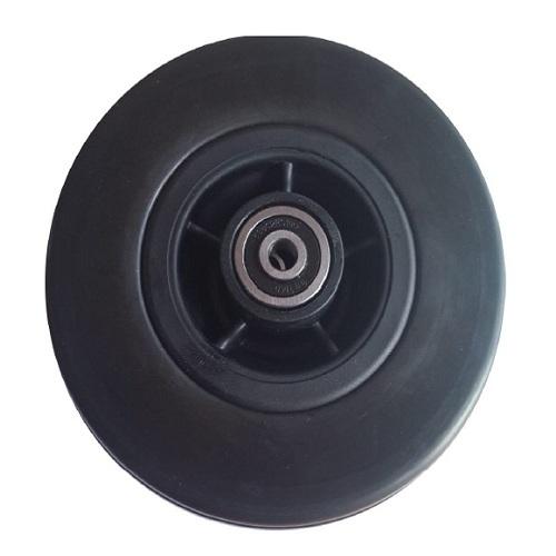 Offerte pazze Comparatore prezzi  06001003 Ruota Q6 Nera 6 Poliuretano  il miglior prezzo