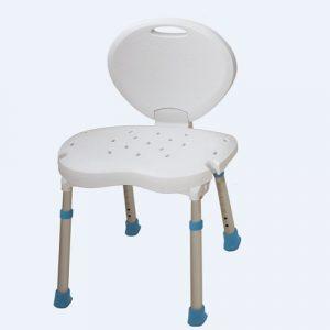 Sgabello per doccia chiudibile Allmobility