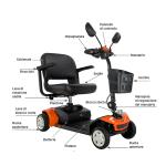 Scooter Elettrico Mobility100 Moretti_f