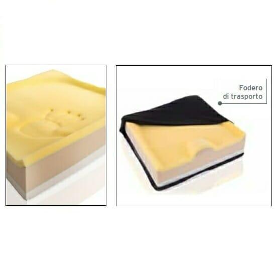 Cuscino antidecubito in poliuretano Moretti