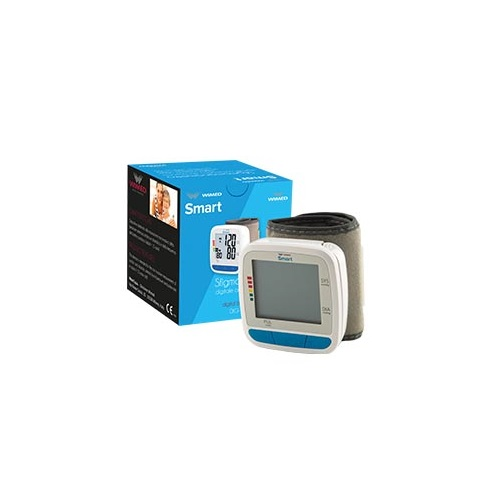 Sfigmomanometro digitale automatico Digi Tech Wrist LD-752 Wimed