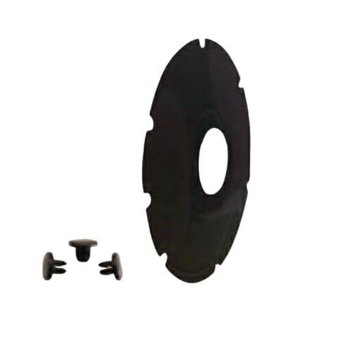 Copriraggio nero Allmobility RICNERO