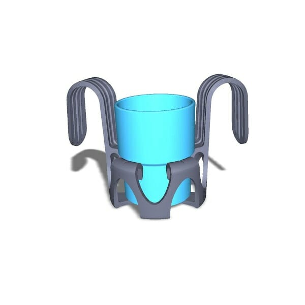 Impugnature bicchiere VQ IMPBICERG Allmobility