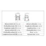 Sedia per WC BA CARCOMODA Allmobility_a