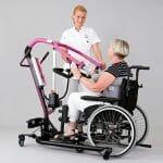 Sollevatore elettrico TUTTO IN UNO 150 kg Allmobility_6