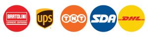 Λογότυπα Courier