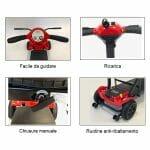 Scooter Elettrico Pieghevole WALLI Mediland_b