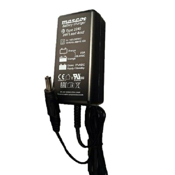 03024028 Caricabatterie per sollevatori elettrici