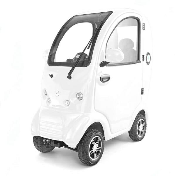 Scooter Elettrico Cabinato Mk2 Plus Scooterpac